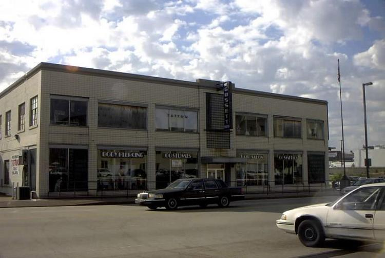The Gossett Building at 1201 Church St. has been sold for $4 million.