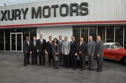 The Fast 50 event sponsors: Brickell Motors, The Miami Chamber of Commerce and CBIZ.