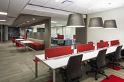 A look inside PwC's new office space at the MetWest International development in Tampa.