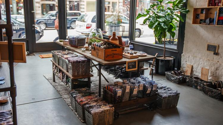 8ff2750c46ce The Tie Bar pop-up store that debuted last October now will remain open  indefinitely