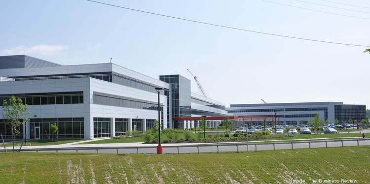 Computer chip manufacturer GlobalFoundries is located in Malta, Saratoga County. The chip maker is considering expanding its manufacturing operations in New York with a second production facility.