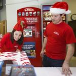 Outerwall revenue goals breached by drop in Redbox DVD sales