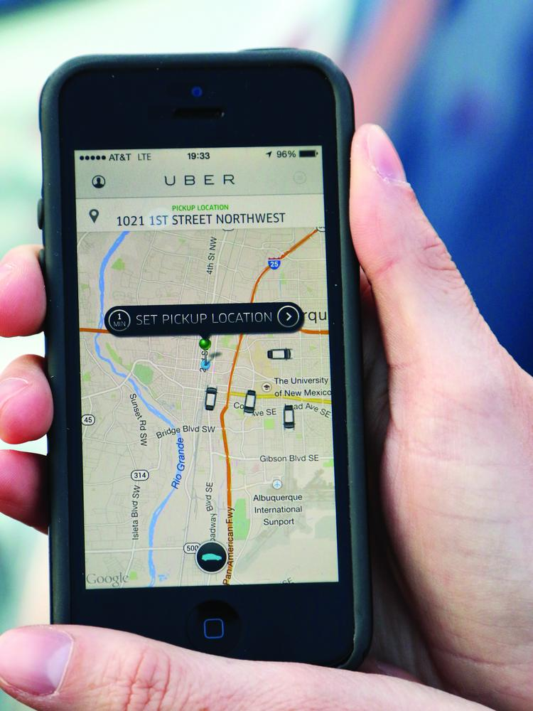 TBBJ readers overwhelmingly feel safe in their Uber - Tampa