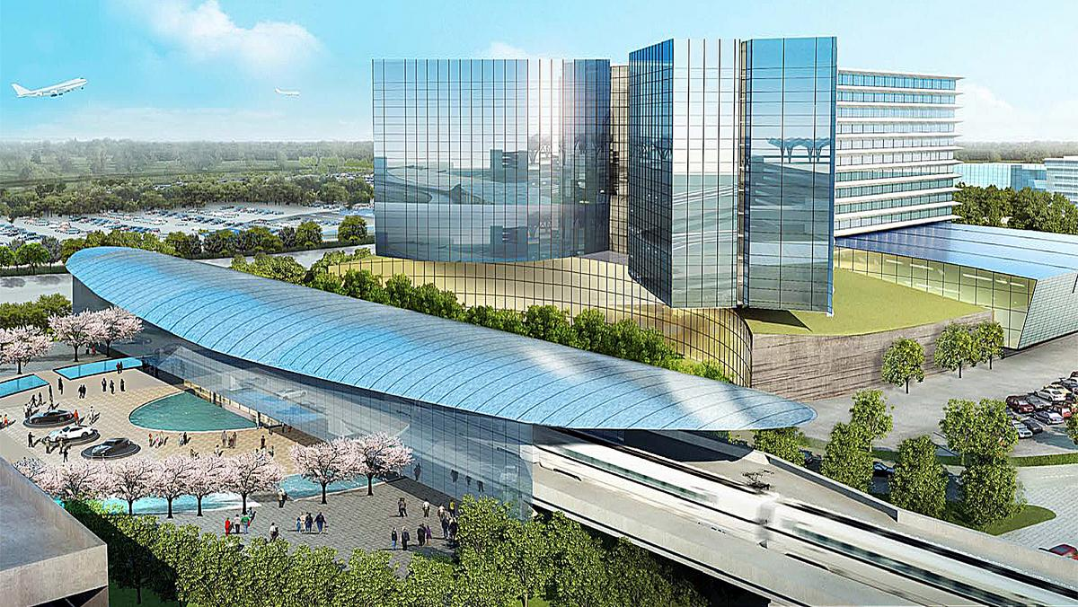 hartsfield jackson atlanta international airport hotel could break ground in early 2016 atlanta business chronicle