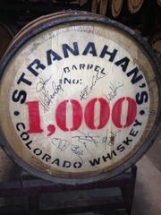 Stranahan's 1,000, capped in 2009.