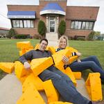 St. Francis cheesehead maker buys Milwaukee building for relocation, expansion