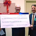 Bank of America donates $200,000 to open business and financial education center on Northside
