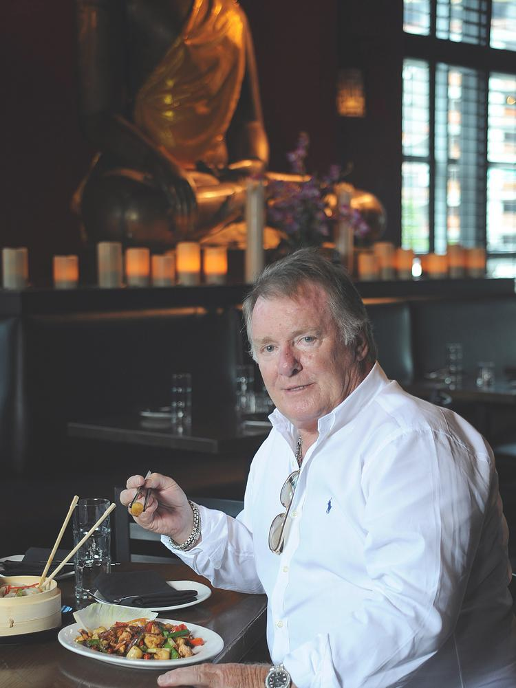 Atlanta Chef Tom Catherall The Former Owner Of Shuttered Here To Serve Restaurants