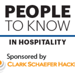20 People to Know in Hospitality 2014