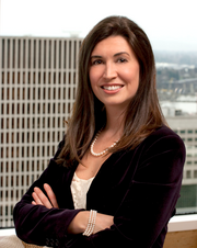 Vanessa Sturgeon, local senior executive, TMT Development Co. Inc.Most important lesson learned: Patience and persistence combined with real estate fundamentals are the key to success.First choice for a new career: Professor.Word that best describes you: Determined.