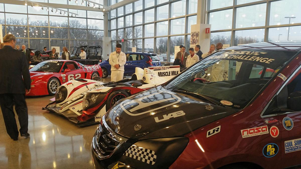 honda heritage center showcases decades of innovation