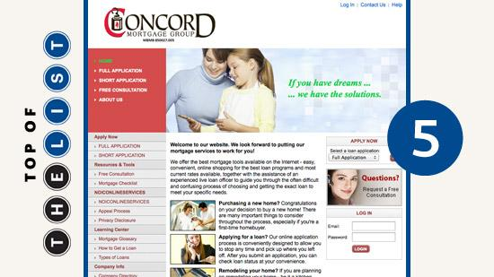 Concord Mortgage Group BrbMortgages Closed B