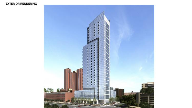 An Update On Some Downtown Baltimore Developments