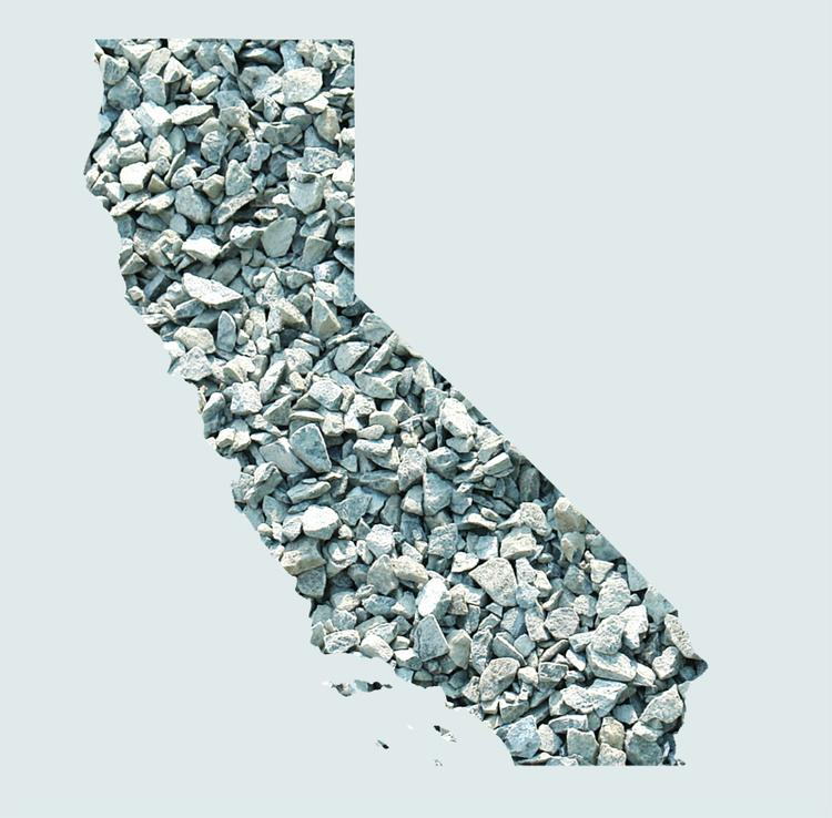 Sacramento County has only a 10-year supply of rock for use in construction and road building, according to a study of anticipated demand of the state's aggregate needs by the California Geological Survey. In fact, most of the state is far behind.