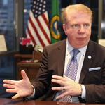 Rent control for commercial space possible, Seattle mayor says