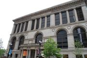 Formerly the Chicago Public Library, this building is now a cultural center.