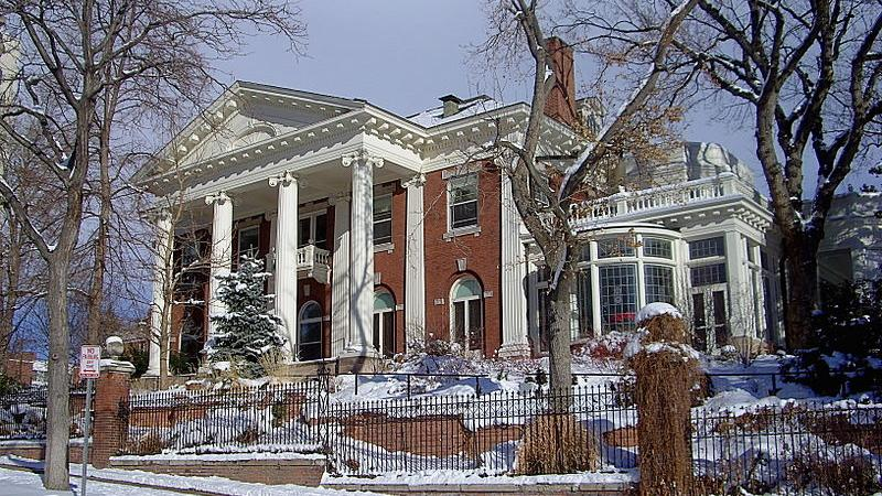 Colorado Governor S Mansion Is Among The 10 Largest In The