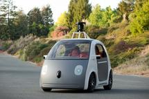 Google Self Driving Prototype