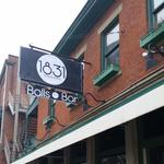 Jury Room's new owner drops Balls, going with 1831 Tavern