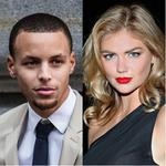 Stephen Curry joins Kate Upton as Express promoter