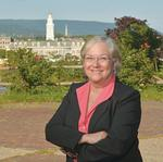 What <strong>Laura</strong> <strong>Schweitzer</strong> has planned for UAlbany's School of Public Health