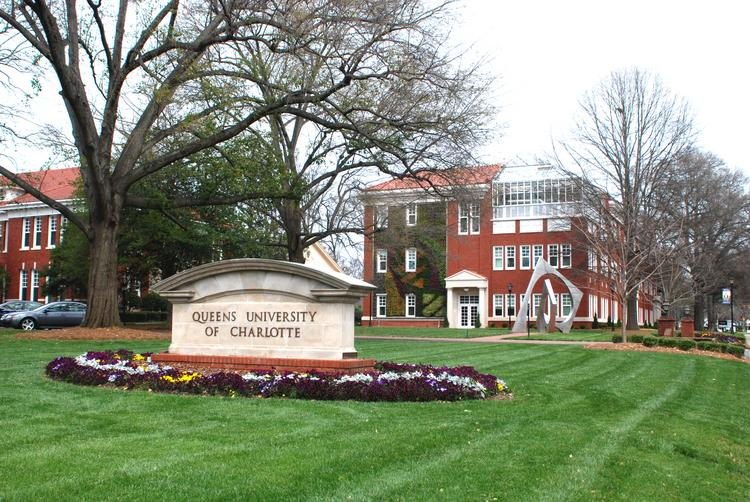 Queens University of Charlotte has launched a feasibility study to consider whether to add a football program.