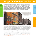 New plan forming to redevelop Wright-Dunbar area