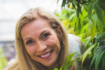 Beverly Hills Cannabis Club Medical Marijuana Gardens Cheryl Shuman