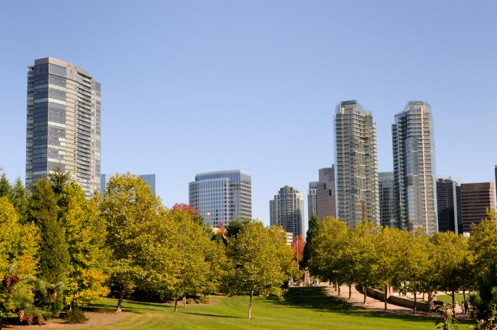 A 22-story tower will join downtown Bellevue's skyline if Pacific Regent moves forward with an expansion plan. The land-use bulletin that the city issued Thursday lists preliminary details of the project, which also includes adding three stories to Pacific Regent's existing 17-story tower at 919 109th Ave. N.E., as well as a 194-stall underground parking garage.