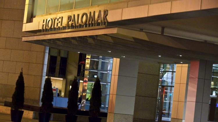 The Hotel Palomar Is One Of Four Chicago Hotels That Kimpton Operates