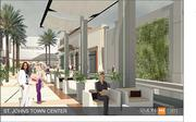 An artist rendering of Phase III at the St. Johns Town Center.