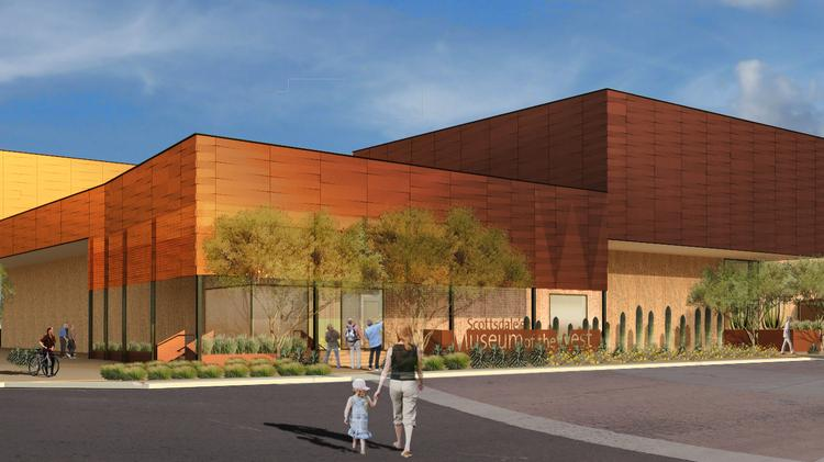 After 30 years, Scottsdale is finally getting a western arts museum.