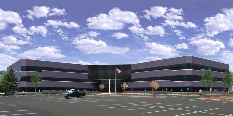ABRA Auto Body & Glass is moving its headquarters to this building, the Northland Corporate Center, this fall.