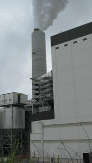 Emissions from  Duke's Cliffside Unit 6 are treated to remove sulfur, nitrogen and mercury, as well as other pollutants.