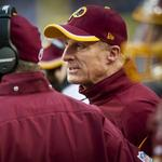 Jim Haslett out as Washington's defensive coordinator