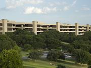 Exterior of USAA's headquarters in San Antonio. The insurance company overtook some leading competitors in the latest survey.