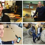 Upstarts to watch: The pizza dude with VC cash, the lure of wearables, and unusual homebuilders