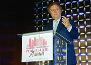 About 450 people gathered at the Sheraton Boston Hotel for the first-ever Best in Boston Real Estate Awards. The keynote speaker was Gary Loveman of Caesars Entertainment Group. More photos.