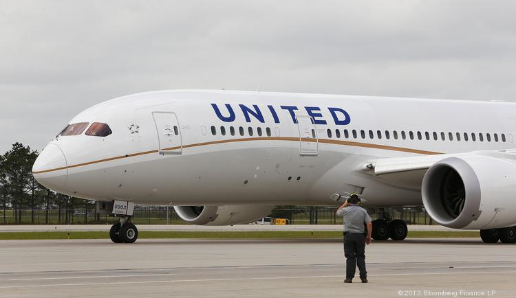 United Airlines is the the only U.S.-based carrier flying the Boeing Dreamliner.