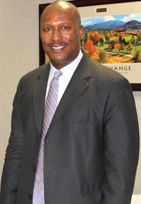 Stan Law, new president and CEO of YMCA of Greater Birmingham.