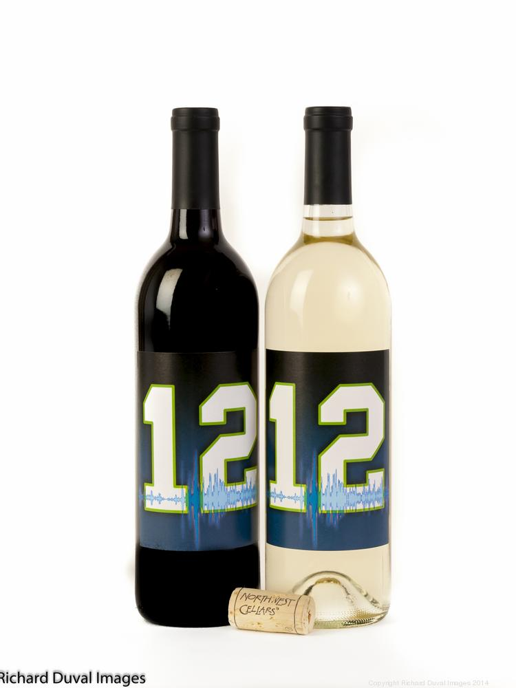 Northwest Cellars sold 2,000 cases of its 12th Man label wines last year, a fourth of its total production in 2013.