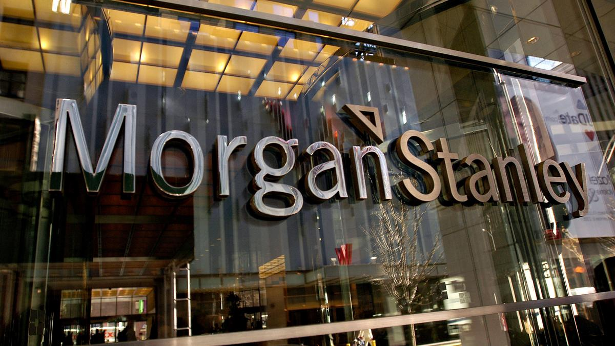 Morgan Stanley client data published online after breach (Video