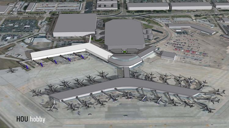 Houston\'s Hobby Airport international expansion prepares for takeoff ...