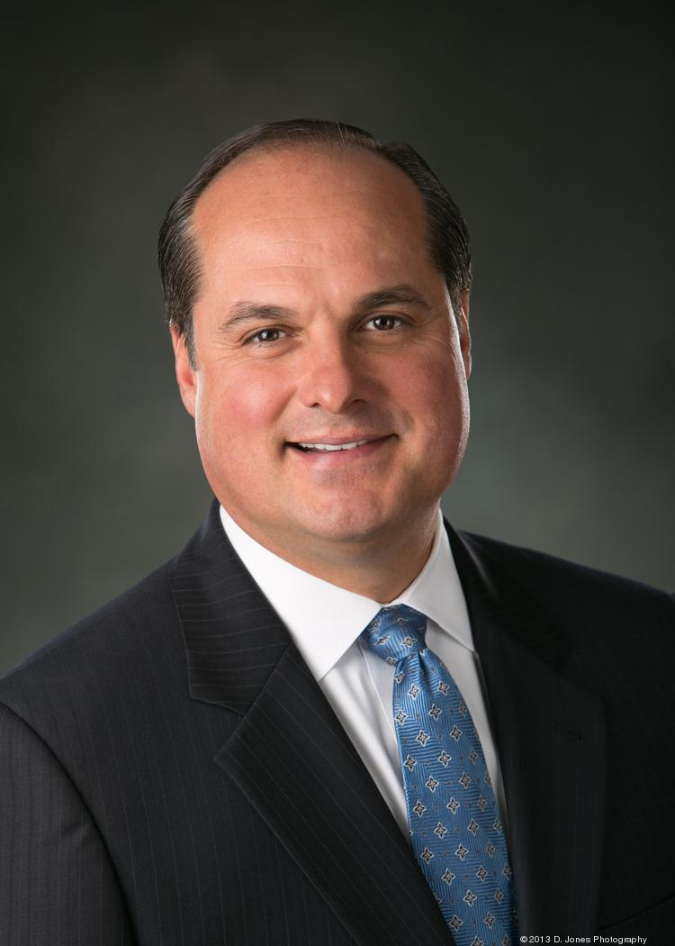Coming in: John Sarvadi The former JPMorgan Chase banker is now Houston region president for Texas Capital Bank.