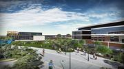 Studio Charlotte promises a $271 million, 1 million-square-foot project spanning 12 building sites and anchored by a 30-acre movie studio.