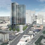 Planned Midtown high-rise could grow larger with sale of coffee shop site