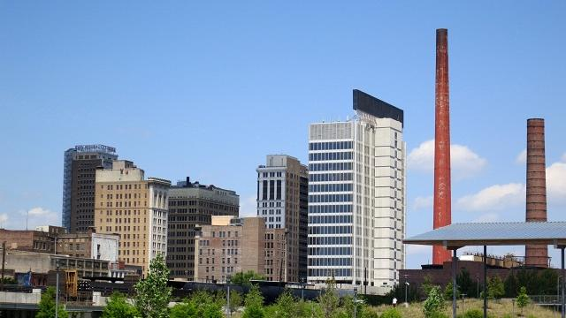 Birmingham is one of the best downtowns in the U.S., according to a Livability.com study. Projects like Railroad Park and others have served as the catalyst for the downtown boom that is bringing Birmingham back.