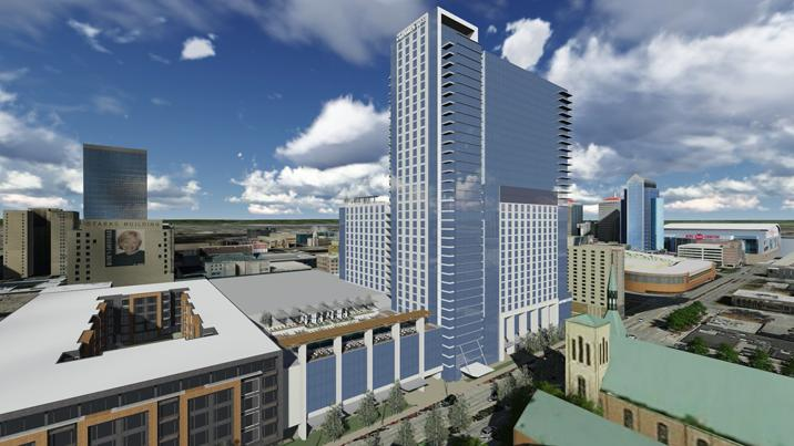 Cordish Is No Longer Involved In The Plan To Develop An Omni Hotel Downtown Louisville
