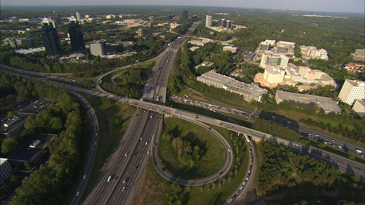 Sandy springs would land mercedes headquarters atlanta for Mercedes benz us headquarters