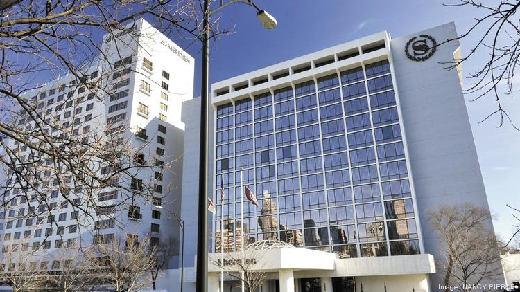 Starwood Hotels Multimillion Dollar Upfits To The Former Charlotte Center City Hotel On Mcdowell